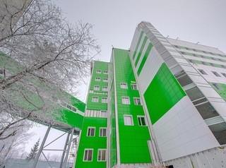 Реконструкцию областного перинатального центра планируют завершить к концу года
