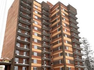 В Северске построен новый дом на улице Славской