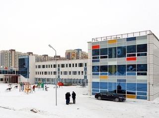 Новую школу в «Покровском» должны сдать в мае 2019 года