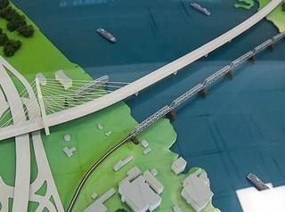 Приостановить стройку четвертого моста предложили в Заксобрании НСО