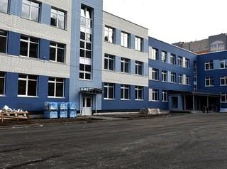 Школу в микрорайоне «Янтарный» обещают сдать в 2019 году
