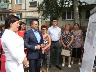 48 дворов будет благоустроено в Правобережном округе