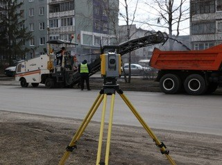 В Кемерове приступили к ремонту Ленинградского проспекта и улицы Терешковой