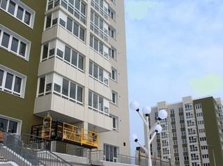 В дома-«близнецы» ЖК «Символ» в конце января заедут новые жильцы