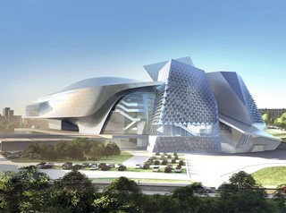 Музейно-театральный комплекс на Искитимской набережной начнут строить летом