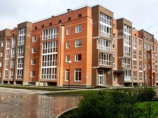 Новый квартал построен в «Северном парке»