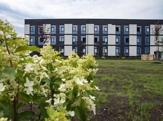 В Кемерове достроили новые корпуса президентского кадетского училища
