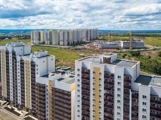В 2018 году в крае собираются сдать в эксплуатацию 1,1 миллиона «квадратов» жилья