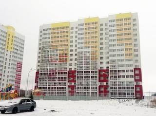 В жилом комплексе «Восточный» скоро заселят новый дом