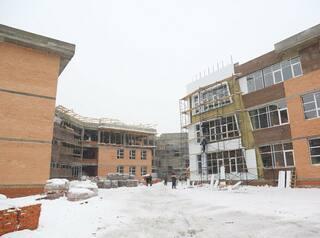 В иркутской школе № 19 начали внутренние работы