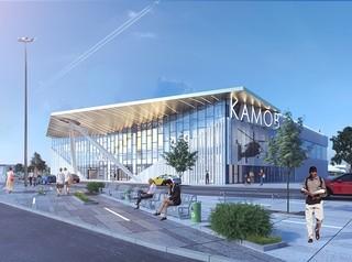 Каким будет новый терминал томского аэропорта?