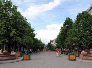 Улицу Дзержинского благоустроят на 37 млн рублей