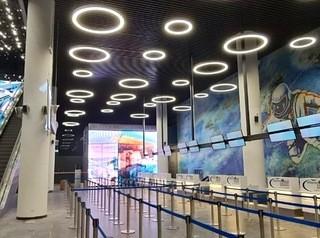 Новый терминал аэропорта Кемерово откроется в конце мая