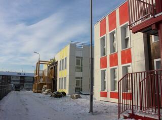 Самый большой в Иркутске детсад сдан в эксплуатацию