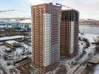 На ЖК «Квадро» и «Панорама» ведутся строительные работы