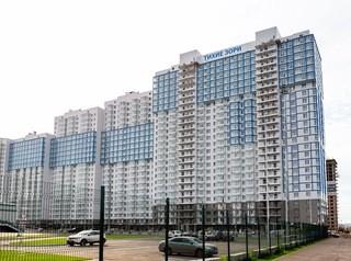 Красноярск на 10-м месте в стране по высотности строящихся жилых домов
