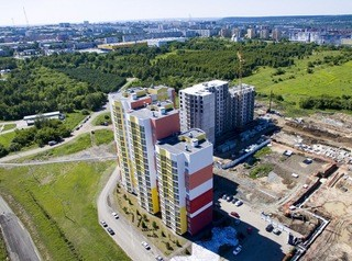 «СДС-Строй» приступил к строительству третьего дома ЖК «Восточный»