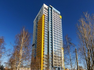 Строительство жилого комплекса «Европейский» завершено