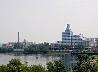 В Иркутске не оставляют попыток переустроить Цесовскую набережную