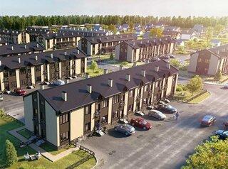 «ДОМ.РФ» выставил на аукцион земельные участки в пригороде Красноярске