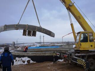 Второй этап реконструкции очистных сооружений Иркутска «ВостСибСтрой» завершит к концу года