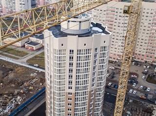 В Новокузнецке стартовали продажи в новой «свечке» «Нового города»