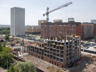 Микрорайон на 300 тысяч «квадратов» жилья построит «Брусника» в Омске в ближайшие годы