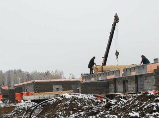 В Черемхово микрорайон для пострадавших в наводнении сдадут уже в ноябре