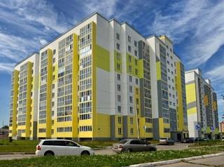 В ЖК «Модерн-2» на улице Малиновского сдан новый дом