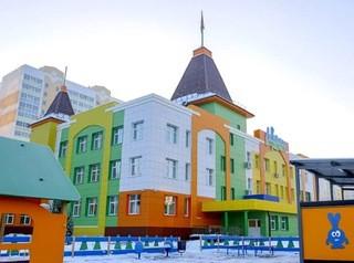 Новый детский сад с бассейном открыт в «Кемерово-Сити»