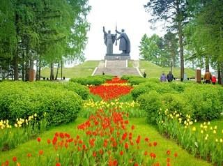 В 2019 году в Томске обустроят мемориальную часть Лагерного сада