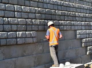 В Красноярске отремонтируют четыре подпорные стены