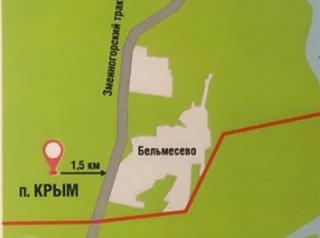 Масштабный жилой комплекс с коттеджами и многоквартирными домами может появиться под Барнаулом