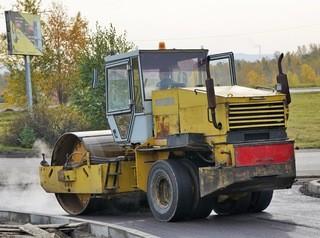 Дорогу в микрорайоне «Солонцы-2» и дорогу в Солнечном собираются сдать в эксплуатацию