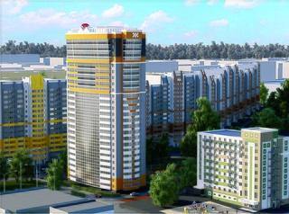 «Жилищная инициатива» объявила о начале продажи квартир в 25-этажке на улице Малахова