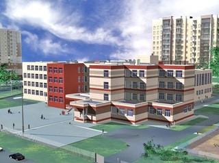 Началось строительство школы на Притомском проспекте