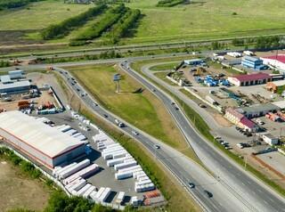 Переезд через Северное шоссе построит «Сибиряк»