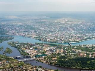 На берегу Иркута возведут новый жилой район