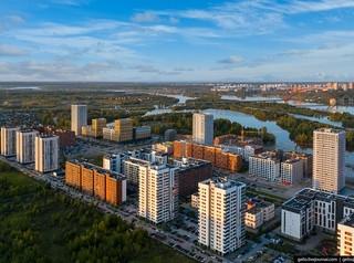 Новосибирская область лидирует в Сибири по динамике жилищного строительства