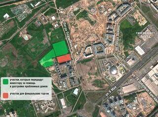 Участок для строительства высотных домов на Подзолкова снова выставили на торги