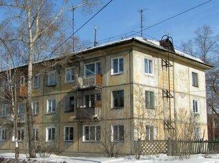 В Иркутской области составят списки опасных «хрущёвок»