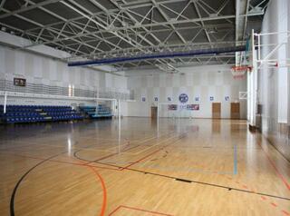 На завершение спорткомплекса в Тулунском районе потратят 9,5 млн рублей