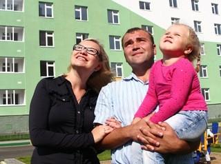 Молодые семьи, получившие субсидию, смогут использовать ее на покупку долевого