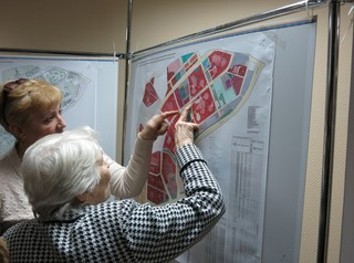 Мэр Красноярска утвердил проекты развития Зеленой Рощи и Северного