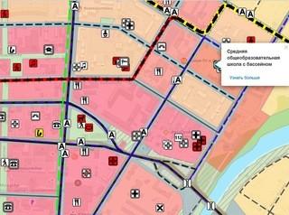 В Омске началось общественное обсуждение генерального плана города