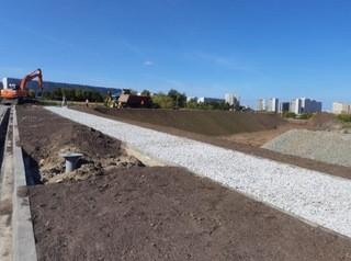 Новую дорогу по 3-й Островской построят в этом году