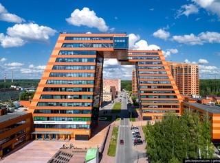 В общественно-деловом центре возле Технопарка жилья не будет, заверил главный архитектор