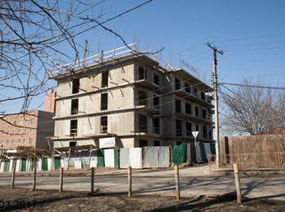 Дом на Радищева внесут в реестр проблемных домов