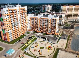 Объемы ввода жилья в регионе растут за счет индивидуальных застройщиков