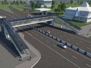 Первый за Уралом алюминиевый мост готов к установке
